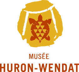 Logo - Musée huron-wendat