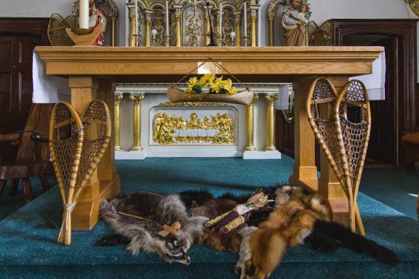 Église Notre-Dame-de-Lorette, visite découverte - Musée huron wendat