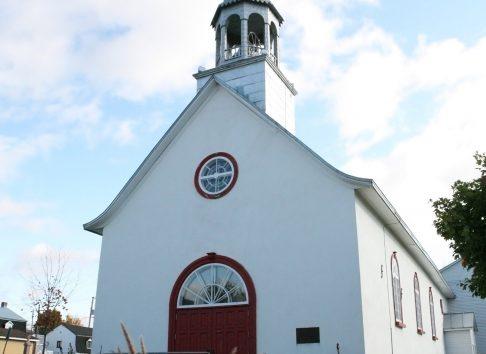Église Notre-Dame de Lorette - Musée huron wendat