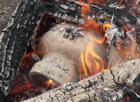 Maintien des traditions, autochtone - Musée huron wendat