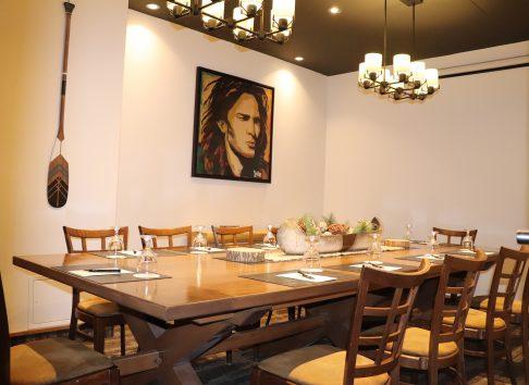 Salon Place de la Rencontre - Restaurant La Traite