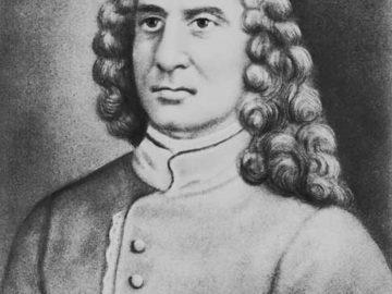 Portrait de Charles Huault de Montmagny - Musée huron wendat