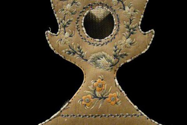 Présentoir décoratif - Collection du Musée huron-wendat