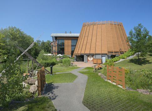 Tourisme Wendake - Musée huron wendat