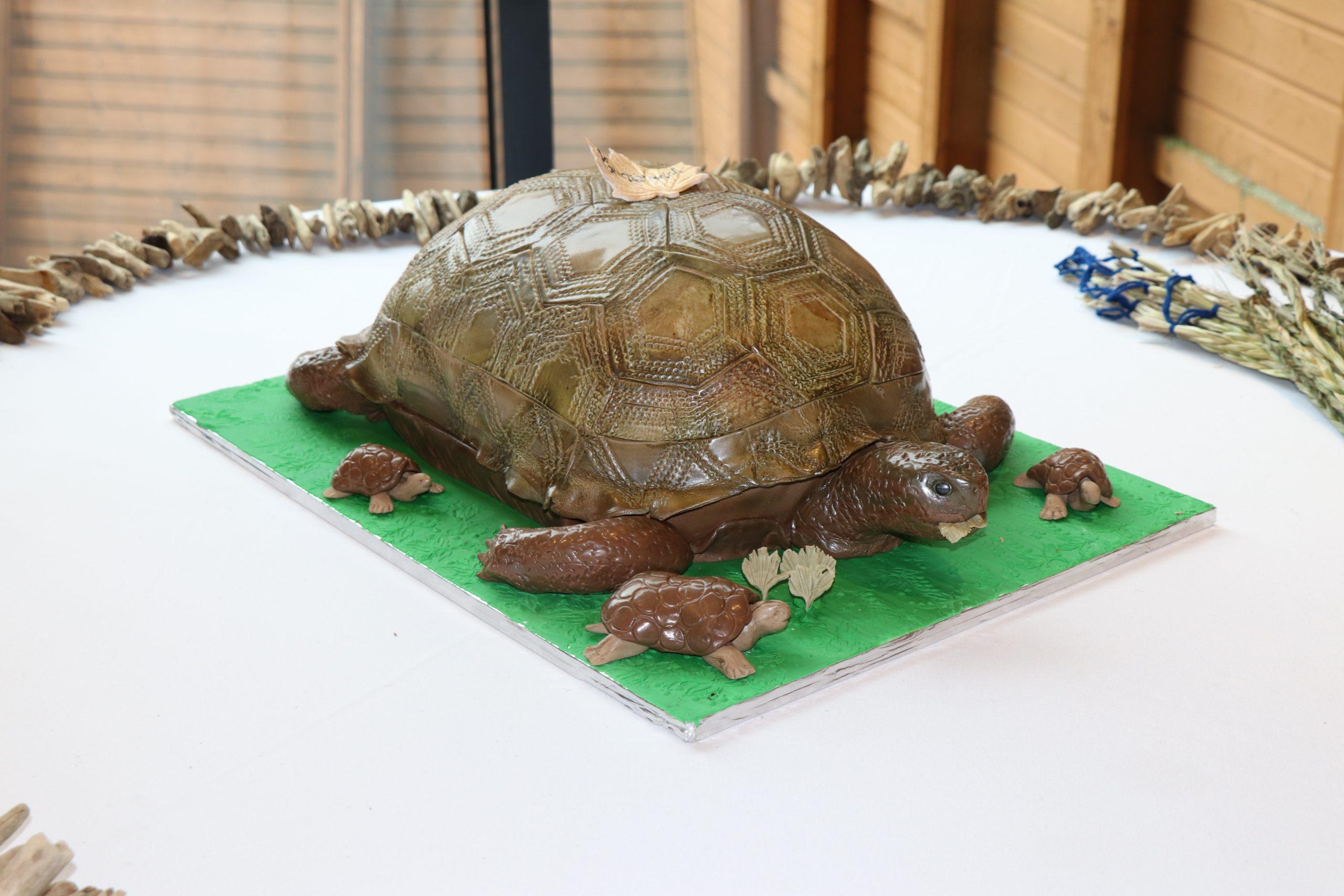 Gâteau d'anniversaire - Musée huron-wendat